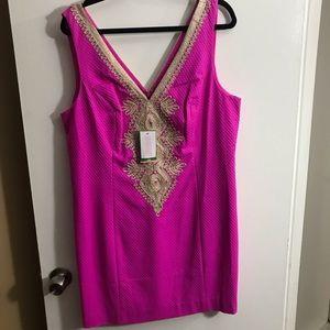 NWT size 16 Lilly Pulitzer Junie dress